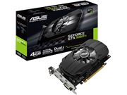 Placa de Video GeForce GTX 1050 ti 4gb Ph-gtx1050ti-4g Ddr5 - Asus