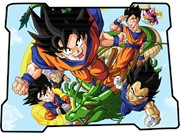 MOUSE PAD DRAGON BALL Z 2