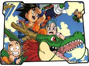 MOUSE PAD DRAGON BALL Z 4